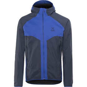 Haglöfs M's L.I.M Proof Multi Jacket Cobalt Blue/Tarn Blue